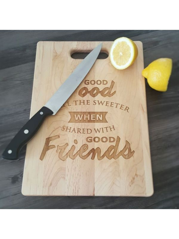 Personalized 16 Maple Cutting Board Kitchen Heart Wedding Anniversary Christmas Valentine/'s Day gift